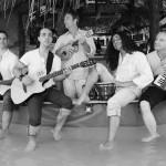 NapoliLatina, Quintett, Foto Jana Simon